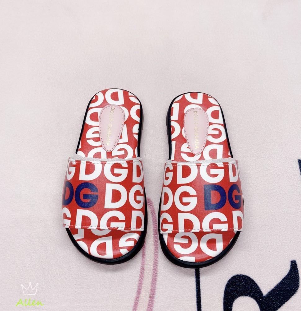 мягкие наружные высококачественные мальчики девочки повседневные летние тапочки новый буквенный принт детские пляжные тапочки 030916