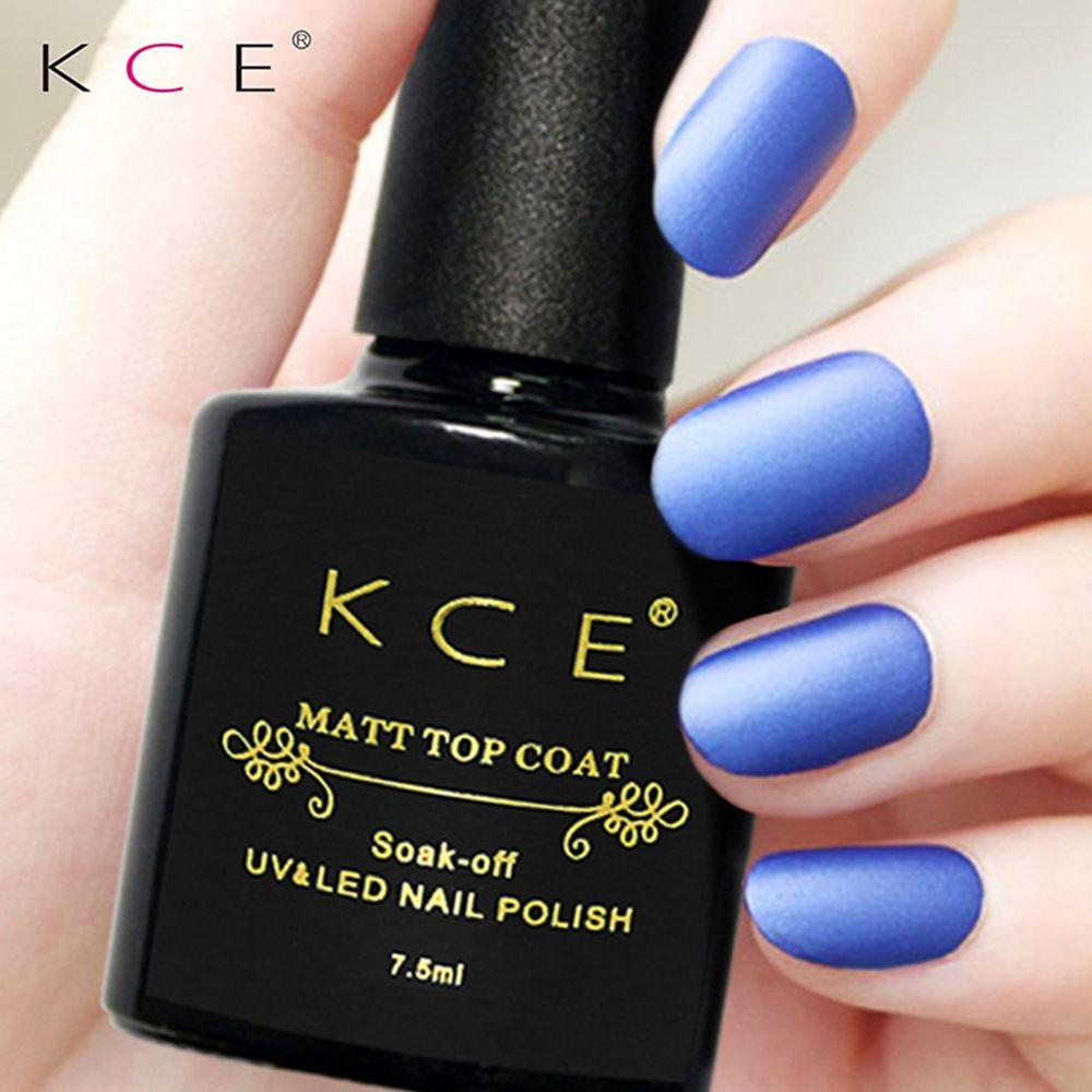 10ml Matt Varnish Matte Top Coat Nail Gel Polish Finish Top Coat Gel Nail Matt Art Manicure Set Long Lasting Nail Polish Nail Polish Art From Grega