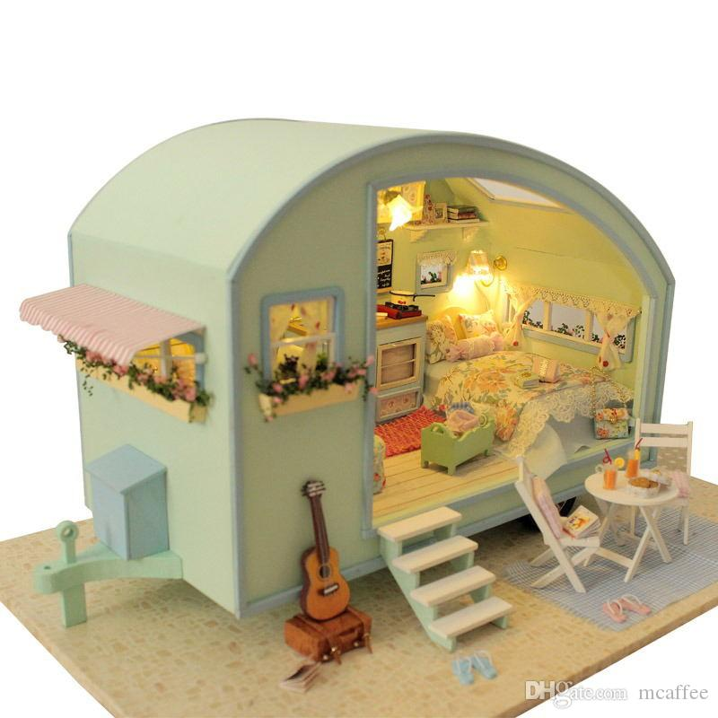 Halloween Time Miniature Dollhouse Doll House Picture