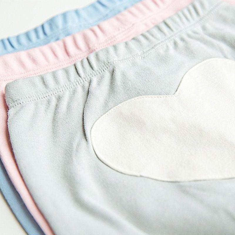 Criança bebê do verão Shorts Pão Pants adoro crianças Curto Criança bonito algodão cueca Hot Vendas
