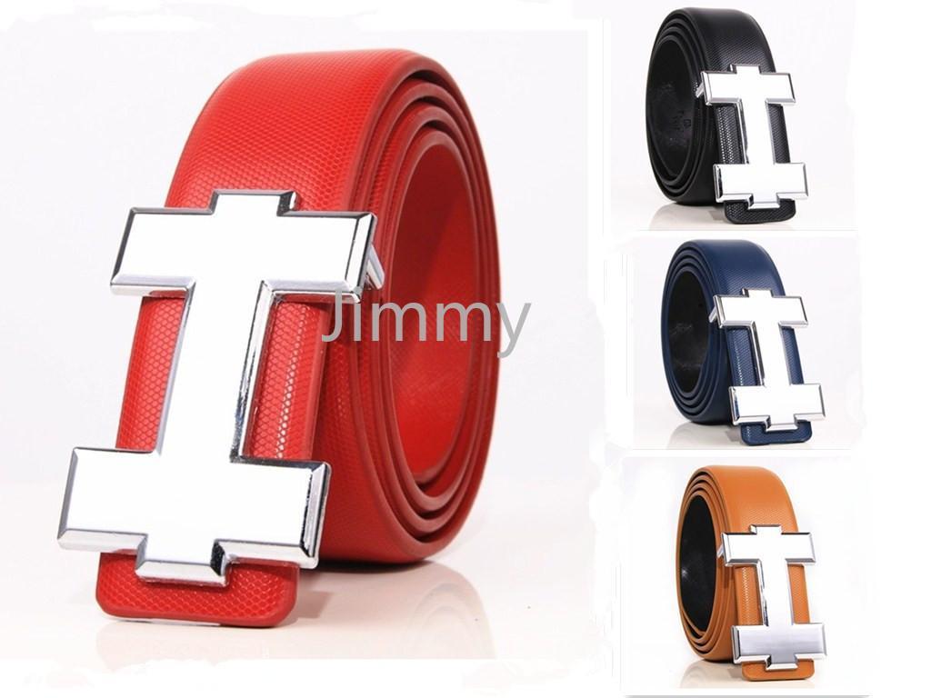 Fashion Men Brand Belt Fibbia Genuina Pelle Uomo Designer Belt Designer di lusso H Liscio Fibbia Dominia da uomo per le donne Belt Jeans Cow Strap
