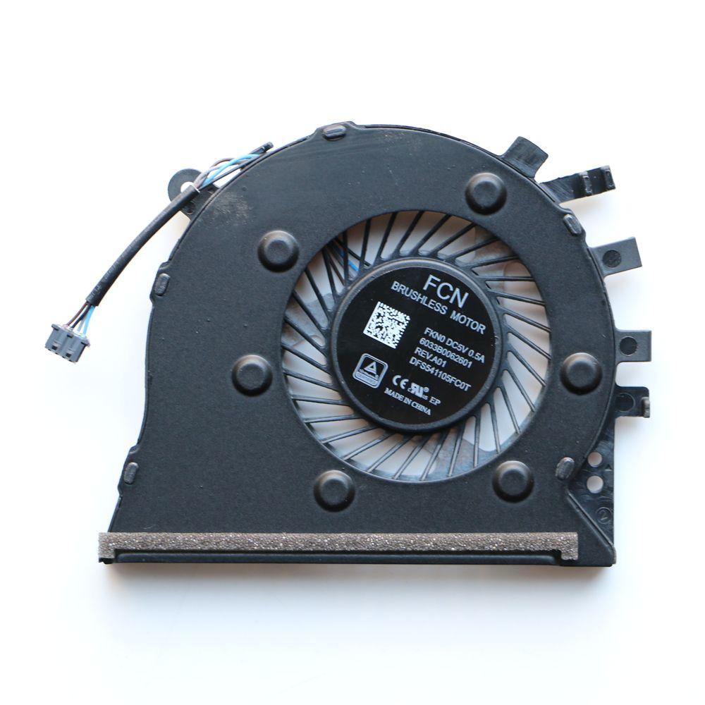 냉각 팬 노트북 교체 쿨러 팬을 위해 HP 프로 북 (470) G7의 CPU
