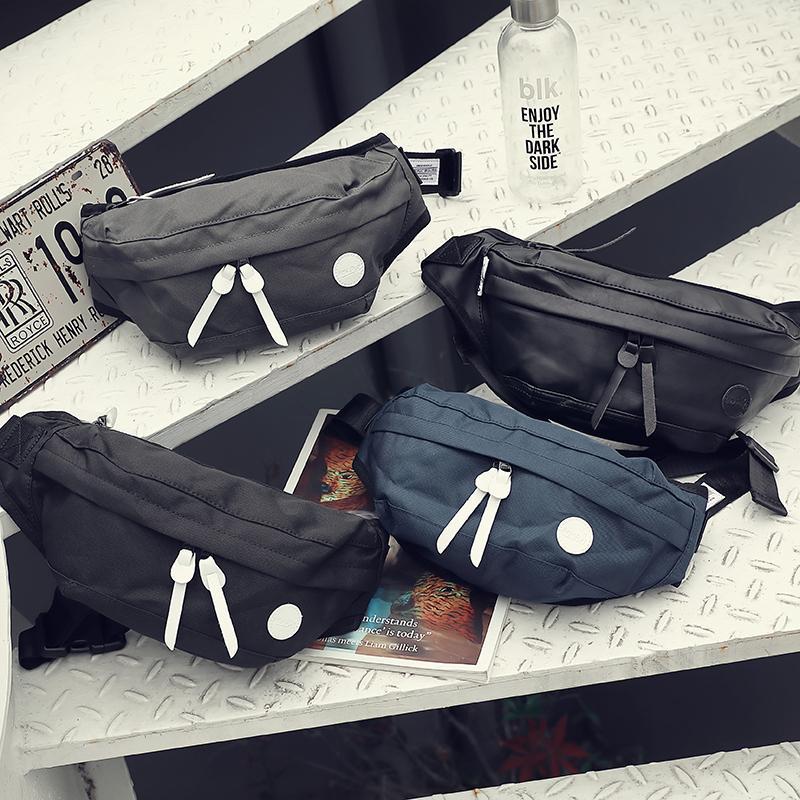 Männer Tasche Mode Crossbody Tasche Reise Sommer Casual Unisex Taille Packung Kurze Hüfttour Tragen Brust Sooiq
