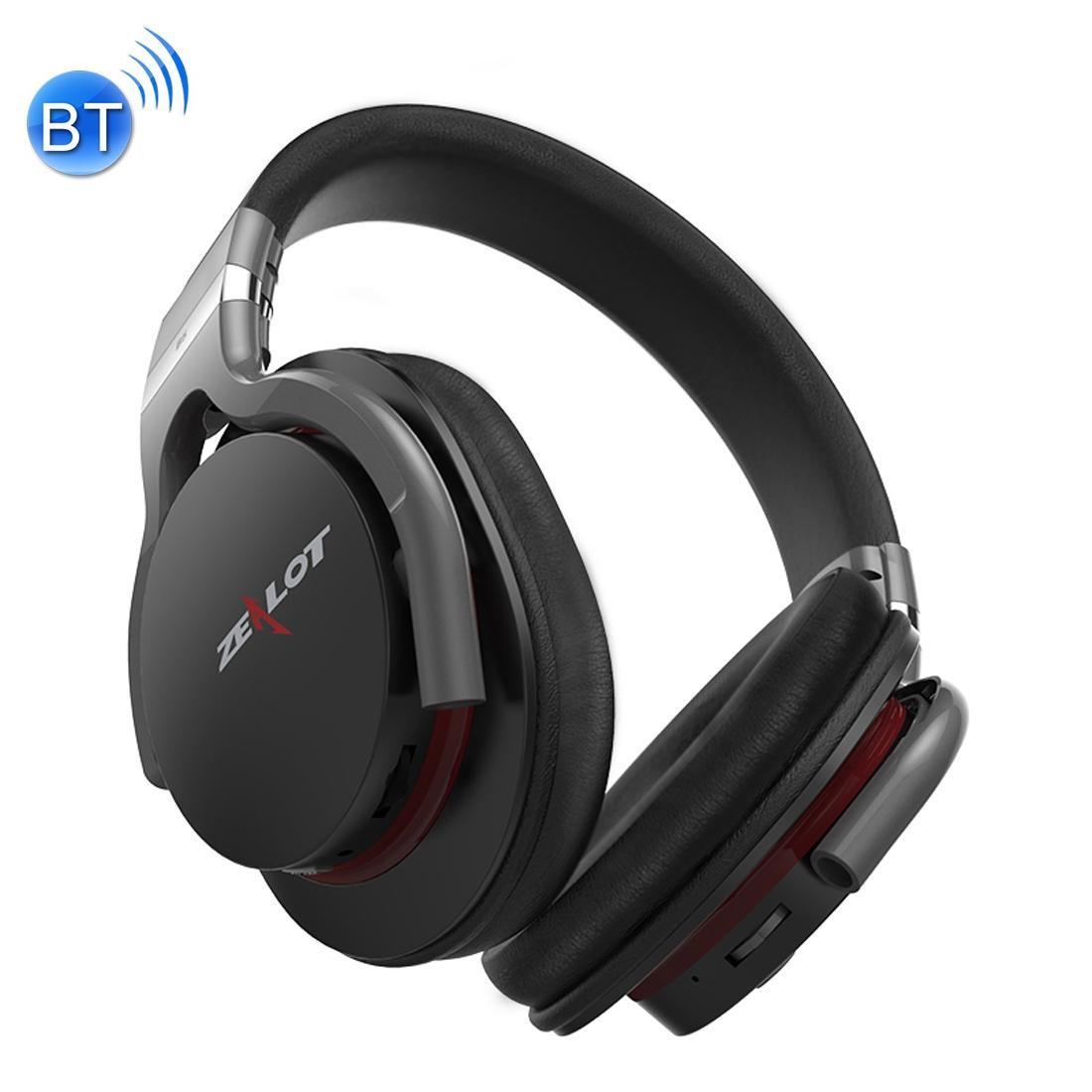 Фанатик B5 стерео Проводные Беспроводные Bluetooth наушники 4,0 Сабвуфер гарнитуры Ear Чашка со спикером 40мм HD микрофон, для мобильных телефонов Tab