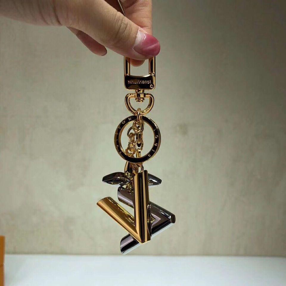 2019 Mode nouvelle marque Keychain Porte-clés pour femmes Sac voiture Porte-clé Trinket bijoux cadeaux souvenirs avec boîte pour gift.10