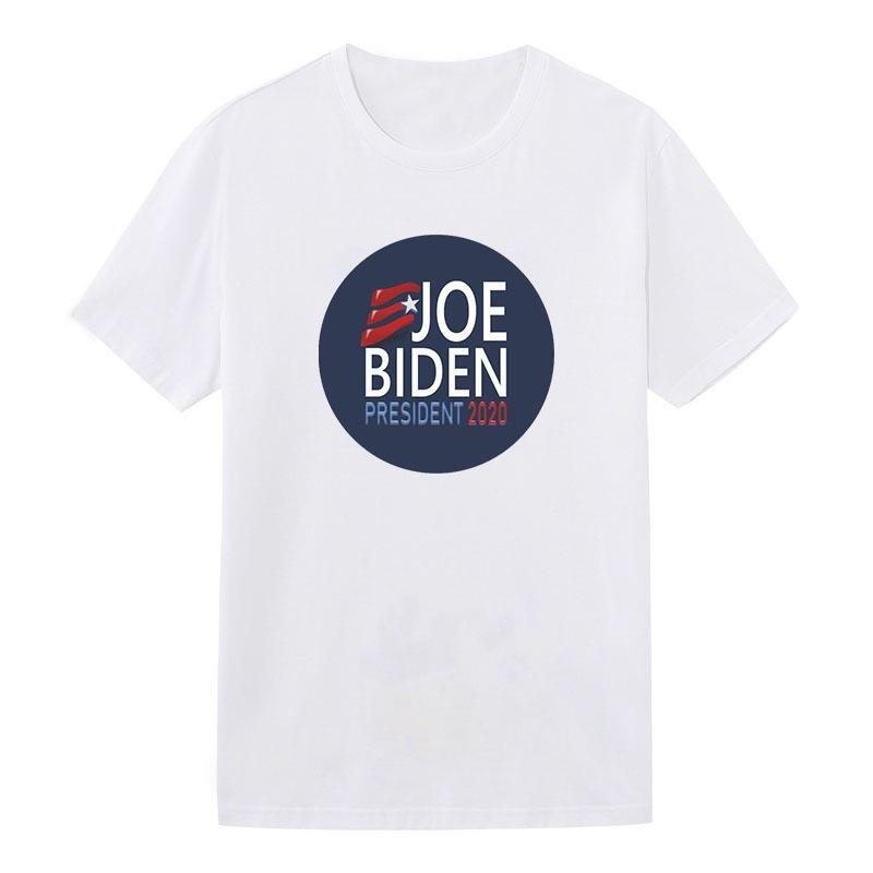Новый дизайнер Байден футболка Hip Hop Мужской дизайнерская Байдена футболка Мода Марка Mens женщины с коротким рукавом Большого размером Байдена футболка Boderd # 465