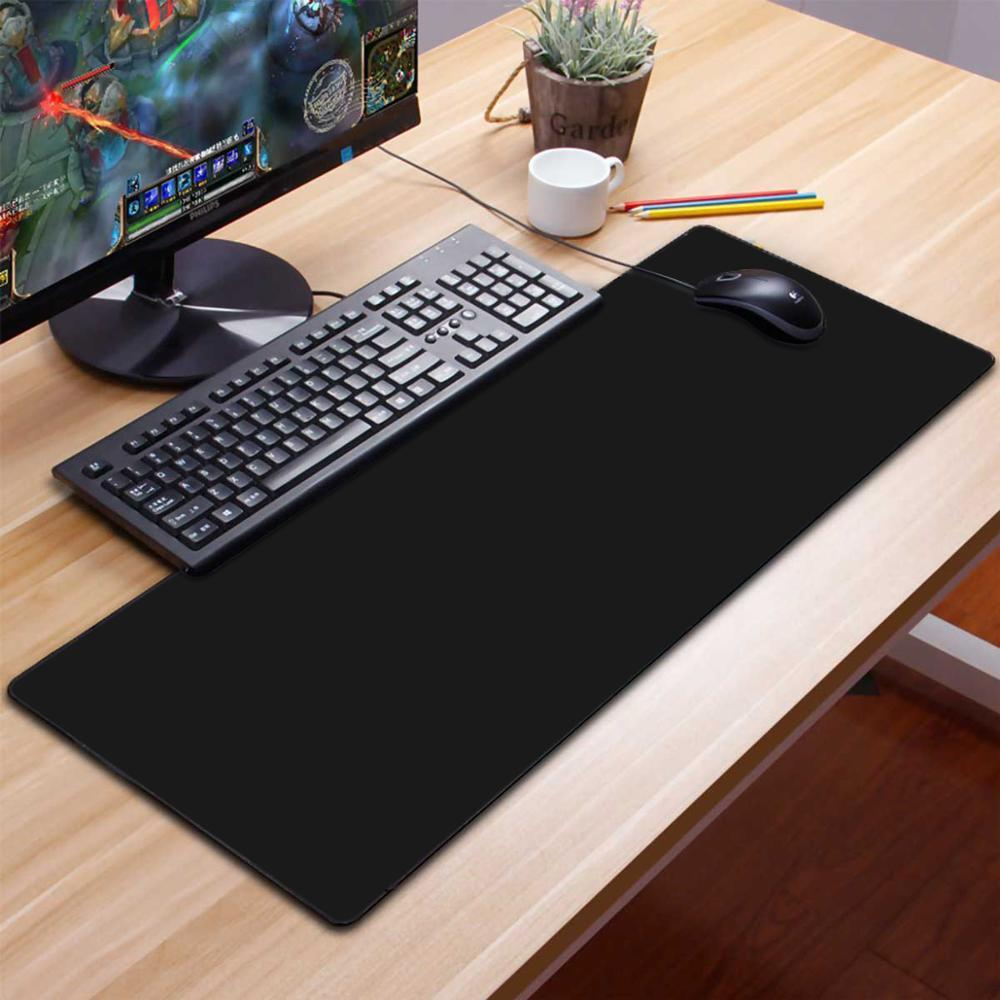 Extra Large Gaming Mouse Pad RGB Computer Mousepad Gamer Anti-slip Natural Rubber anime Mouse pad desk mat xl xxl 900x400mm T200619
