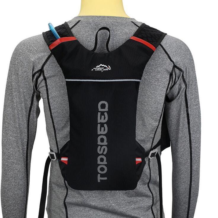 Outdoor sports riding bag off-road running water bag backpack bicycle equipment supplies waterproof mountain bike backpack designer handbags