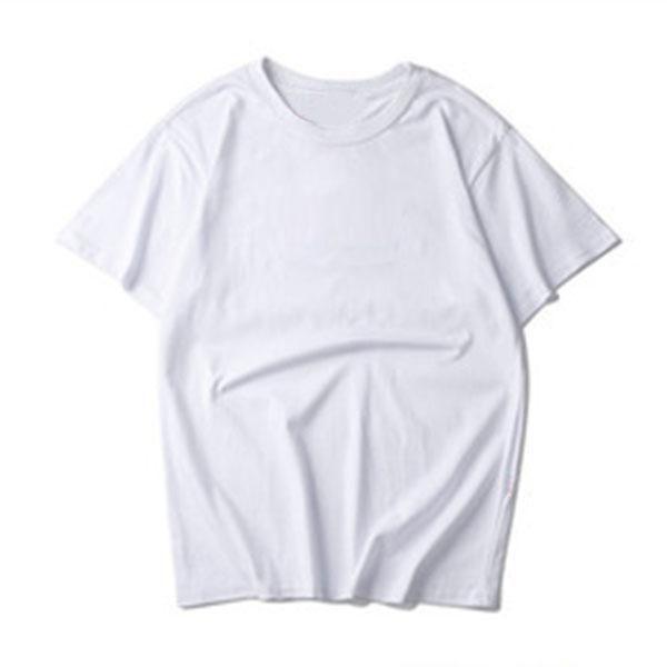 طاقم الرقبة التطريز القمصان الصيف الرجال النساء المحملة الهيب هوب عارضة تي شيرت 9 ألوان