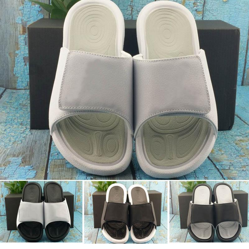 2020 Großhandel Hydro 6 BG Designer Strand Für Männer Frauen Basketball-Sandale Basketball Pantoffel