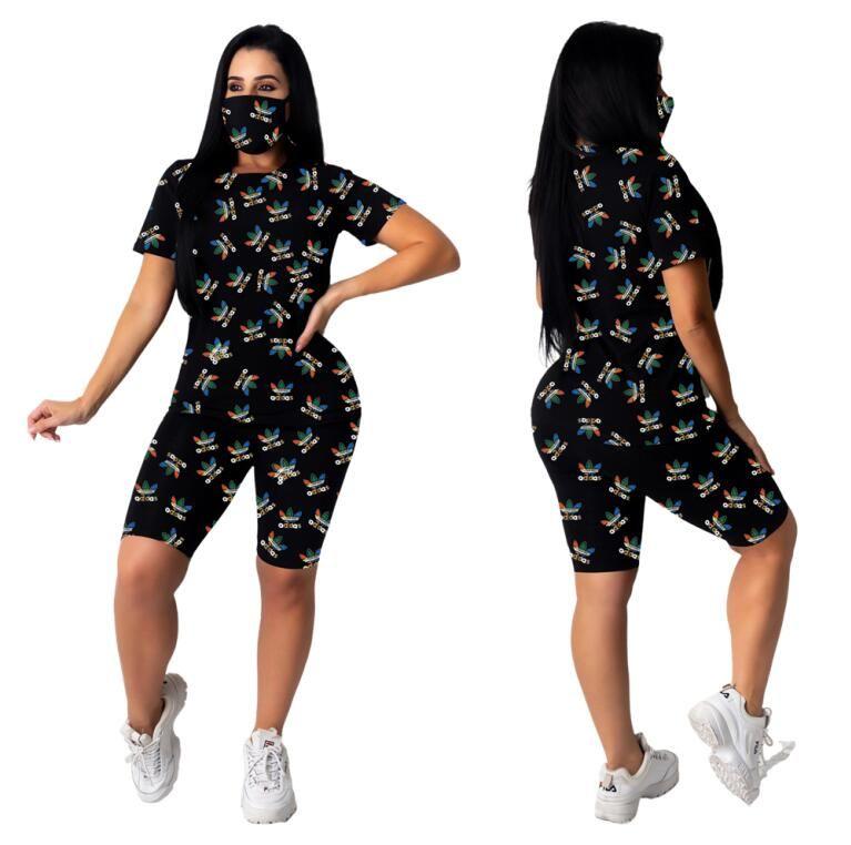 Femmes 2 patchwork Piece Set à capuche Survêtement à capuche Leggings cravate Pantalon de sport teints à manches longues gradient Tenues T54