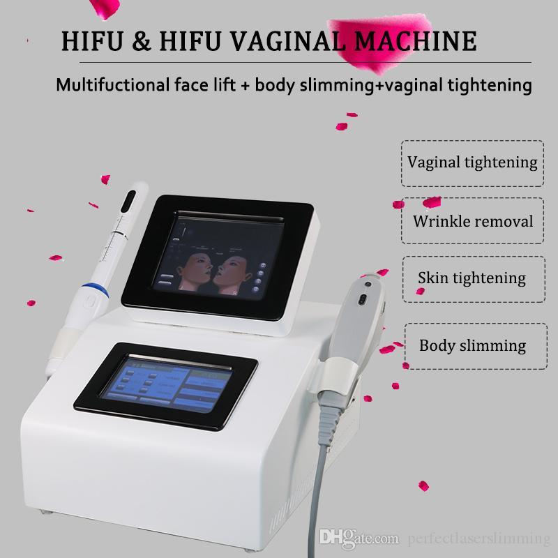 2019 prezzo di fabbrica hifu macchina hifu macchine per il serraggio vaginale lifting facciale hifu macchina per la rimozione delle rughe che dimagrisce il corpo