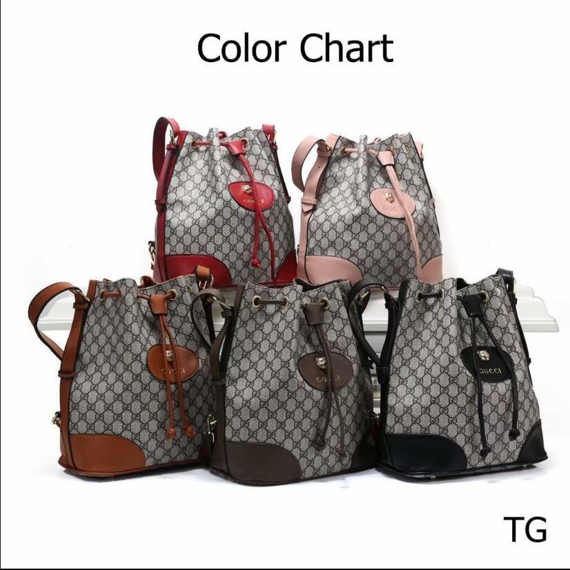 Europeu quente e americanos estilo do saco balde messengerbag moda senhoras clássicas mensageiro saco bolsa de ombro phonebag móvel sacos de ombro