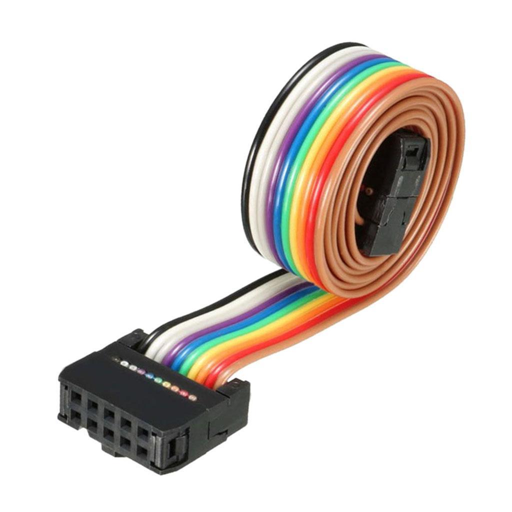 3 stücke 10 Pin weiblicher LCD-Bildschirm Flachbandkabel für Ender 3/3 Pro