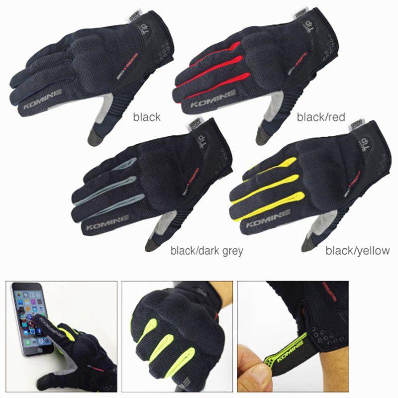 Gr/ö/ße L Fox Gloves Lady Dirtpaw Grey//Orange