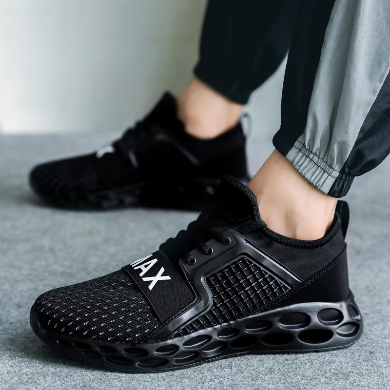 Running Shoes Fashionable Breathable Casual Wear-resistant Men Sneakers Non-slip Lightweight Comfortable Mens Shoes