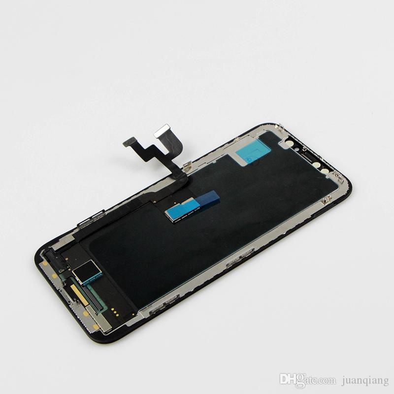New Arrival OEM Amoled LCD For X/10 Official Quality Perfect Color Face Recognition + Free DHL Shipping+ 1 year Warranty