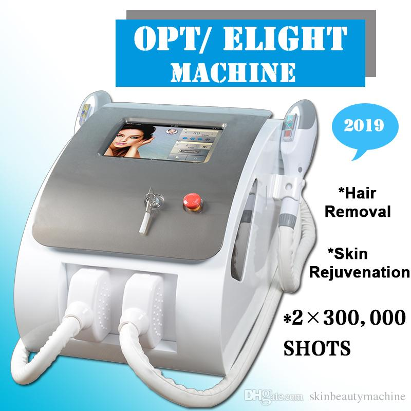 Ipl Rejuvenation Professional Laser Hair Removal Machine Elight