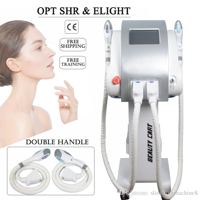radio frequency ipl laser hair removal beauty equipment eight technology CE approved ipl laser hair removal machine