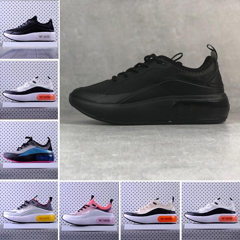 Fucsia Laser Fashion Dia Se Nero Rosa scarpe da corsa per gli uomini Designer Rosso Grigio Dias Se Racer DONNA UOMO Sport Sneakers 36-45