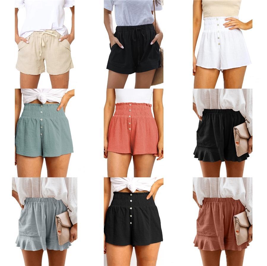 La dernière version d'ingénieurs et de remise en forme Body Shorts pour femmes Shorts Section respirante M Slim mince -XXL Belle # 816