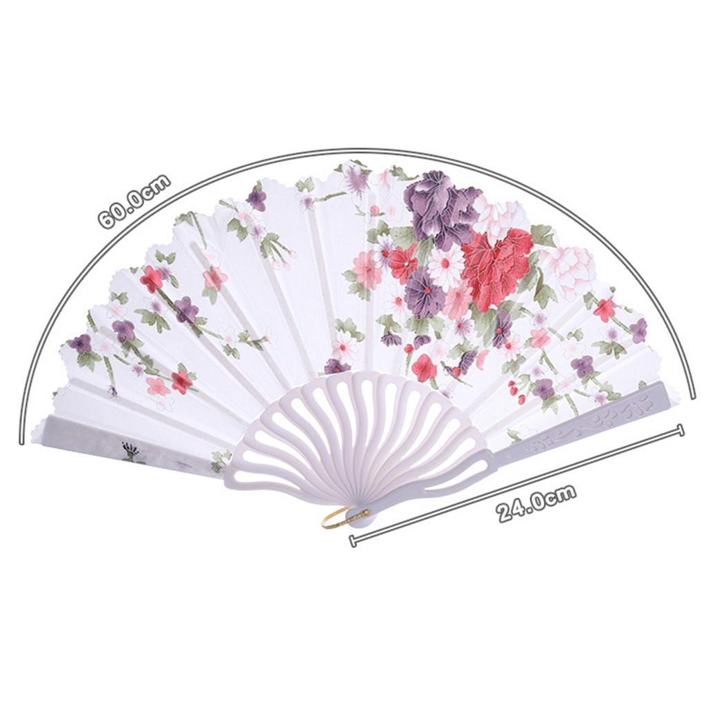 Pliage style chinois Fan Fashion Party Dress main Accessoires d'été Fan Le meilleur choix pour le mariage d'été et la fête G311