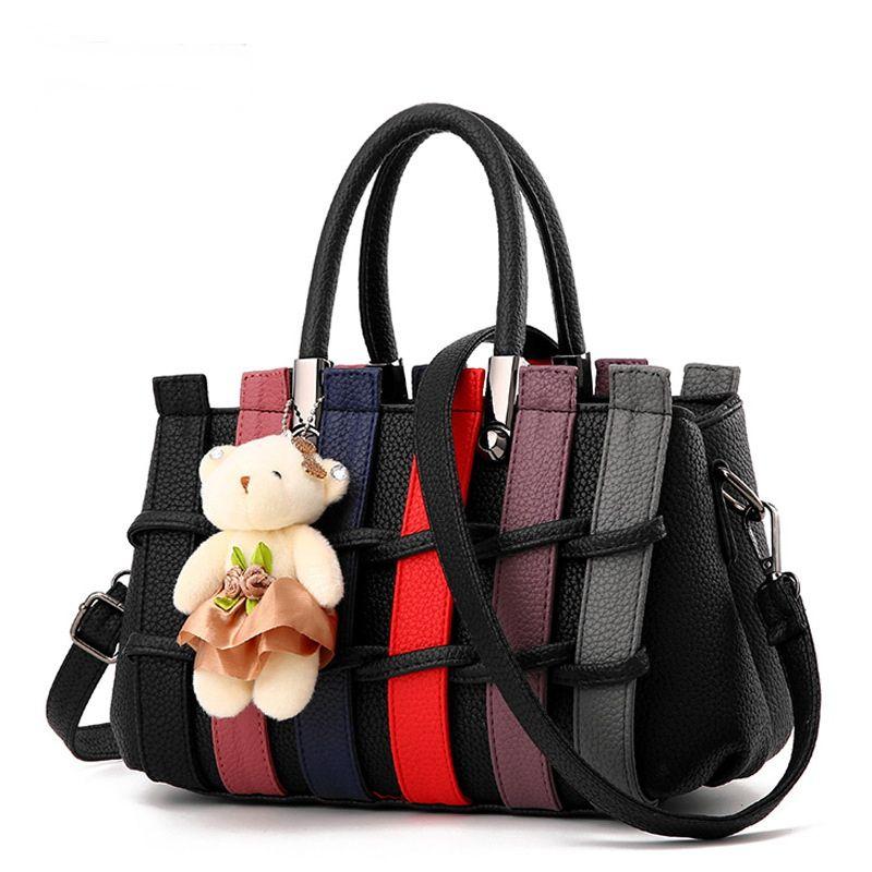 Hot Sale Design Handbag Ladies Brand Totes Clutch Bag High Quality Classic Shoulder Bags Fashion Leather Hand Bags