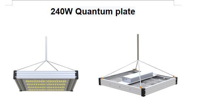 2019 en sıcak modeli güneş ışığı ve HPS yerini alabilir 240W 480W 720W kuantum bitki lamba SMD olduğu