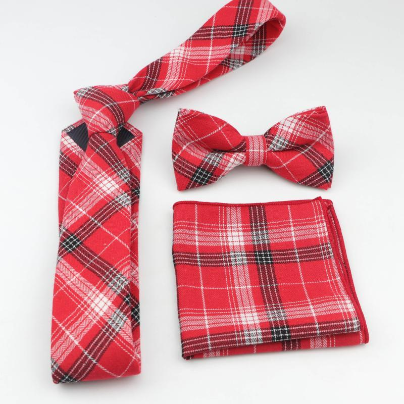 İş Suit Çizgili Skinny Cep Kare Mendil Kelebek fiyonk Kravatlar Seti KURA Yeni Stil Erkek TR Kumaş