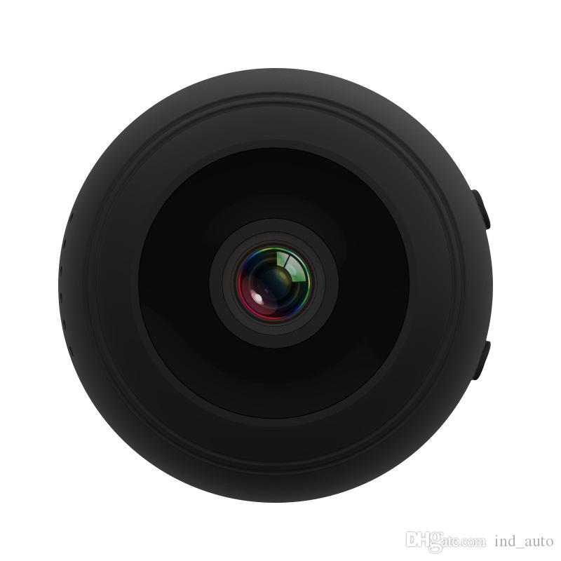 Remote Wireless Surveillance Digital Camera MiNi Full HD Web Camera Video Camcorder Night Vision 2.4G Wifi IP Camera For Indoor Or Car Drive