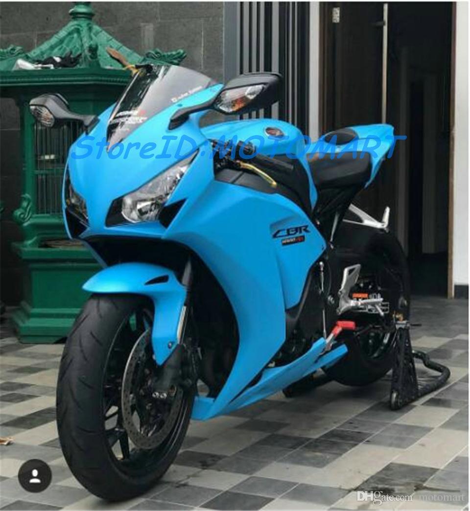 Carénages de moto carrosserie pour HONDA CBR 1000RR CBR 1000 RR 2012 CBR1000 RR 2012 CBR1000RR 12 kit de carénage HON420