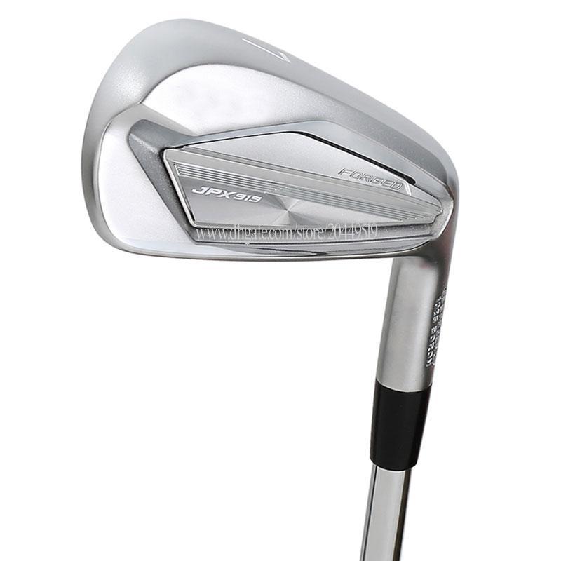 Neue Golfclubs JPX 919 Eisen Set 4-9PG Golf Irons Stee Welle oder Graphitwelle R- oder S-Golfclubs Schacht Freies Verschiffen