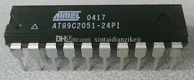 DIP-20 pacote de garantia AT89C2051-24PC AT89C2051 AT89C2051-24PI chip único microcomput Genuine qualidade de componentes eletrônicos na máquina