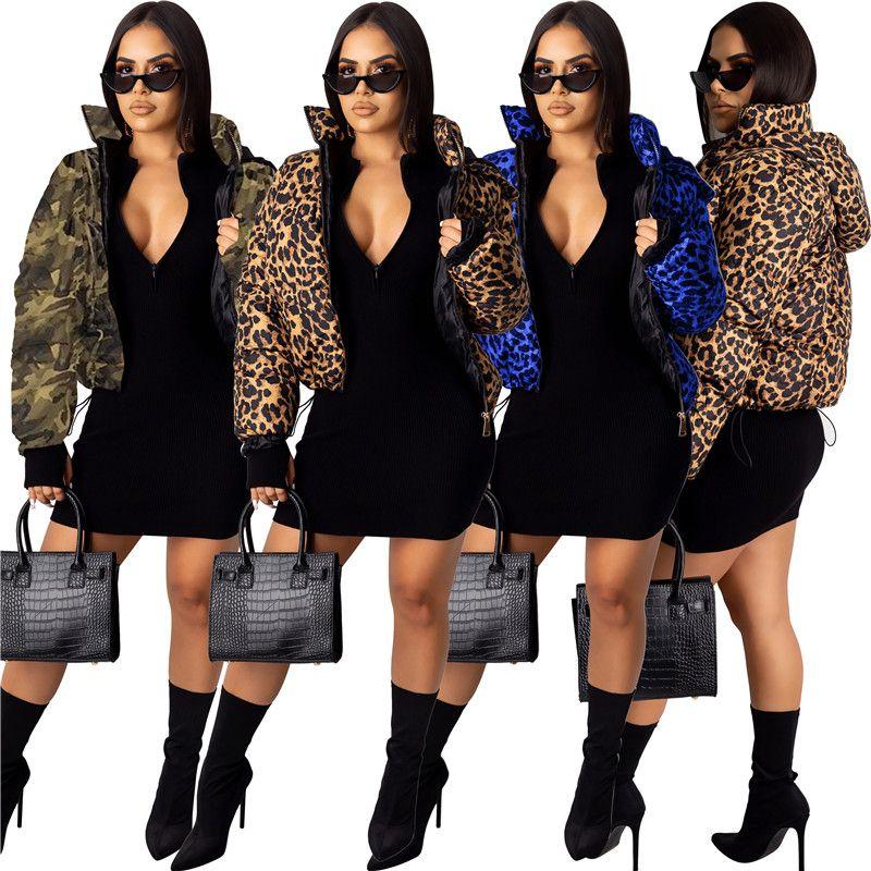 Женщины дизайнер осень-зима Повседневная одежда DownParkas Камуфляж Верхняя одежда Толстовки Пальто Кардиган 3ЦВЕТА Толстовка Jaclert DHL 1807