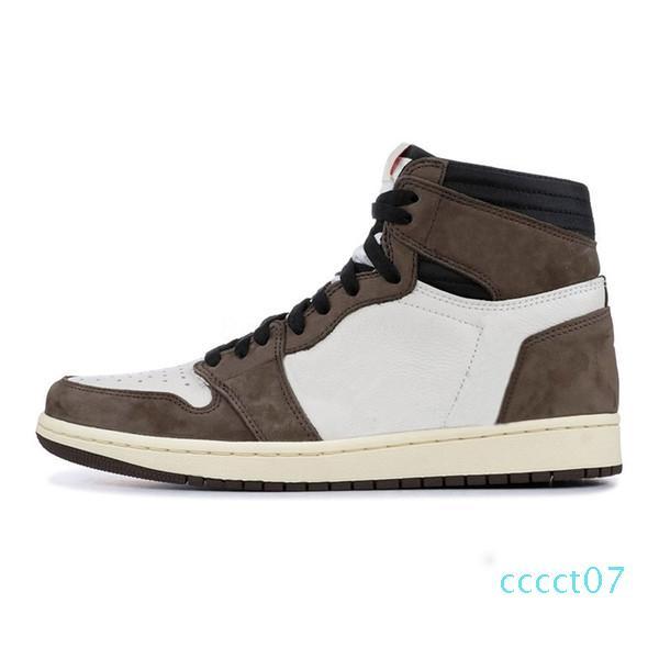 1 Scarpe 1S delle donne degli uomini di pallacanestro nero Zipper Top Quality Designer Sneakers allenatori sportivi Cesti Jumpman Des Chaussures Zapat CT07