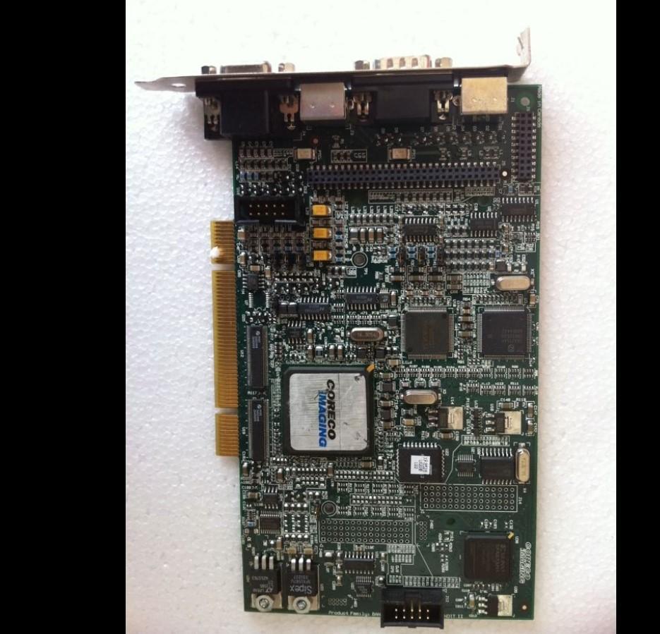 100% Probado obra perfecta para CORECO Imaging Bandit II OC-B2P0-RGB00