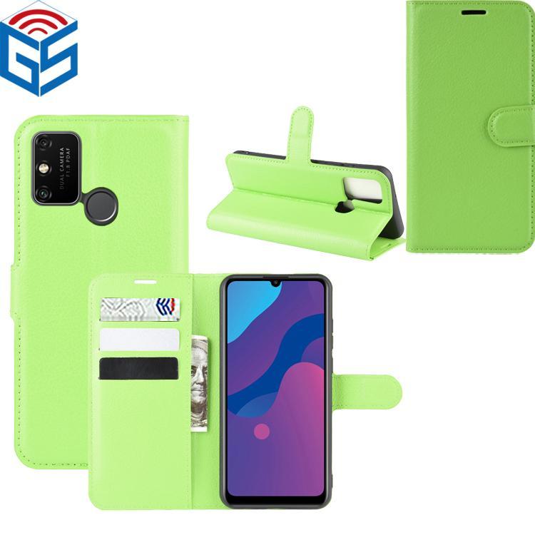 Para Huawei Y6 Primer 2019 tirón de la carpeta de cuero del caso para el honor Juego 4T Pro Juego 9A