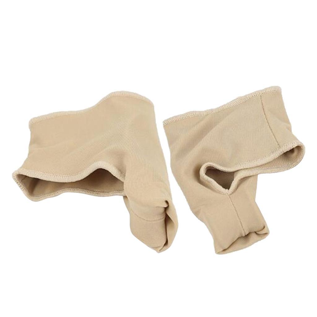 Lot de 2 Correcteur Oreillers gros orteils Epandage lavable et réutilisable
