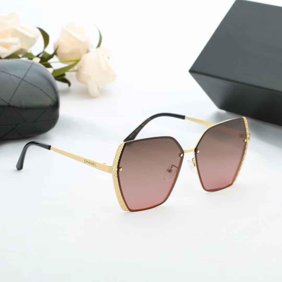 مصمم أزياء المرأة النظارات الشمسية الصيف إمرأة نظارات شمس UV400 7911 5 الألوان الخيار جودة عالية مع صندوق
