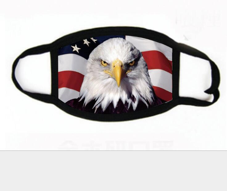 Американское выражение флаг маска персонализированные хлопка зимой езда маски мужчины и женщины легко к воздухопроницаемой и моющийся WY1080
