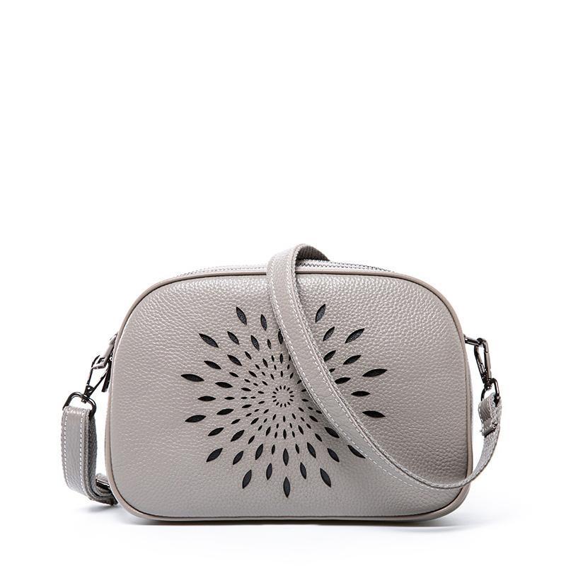 gris chaud petit sac carré dames nouveau rétro luxe portable clamshell petit concepteur de sac sac diagonale classique d'une épaule sauvage cadeau 1307