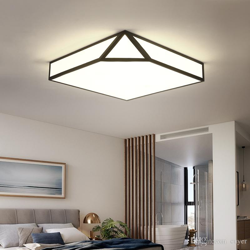 2019 LED Creative Ceiling Lights Bedroom Ceiling Lighting Simple Modern  Novelty Children Room Fixtures Study Ceiling Lamps From Cuyer, $132.83   ...