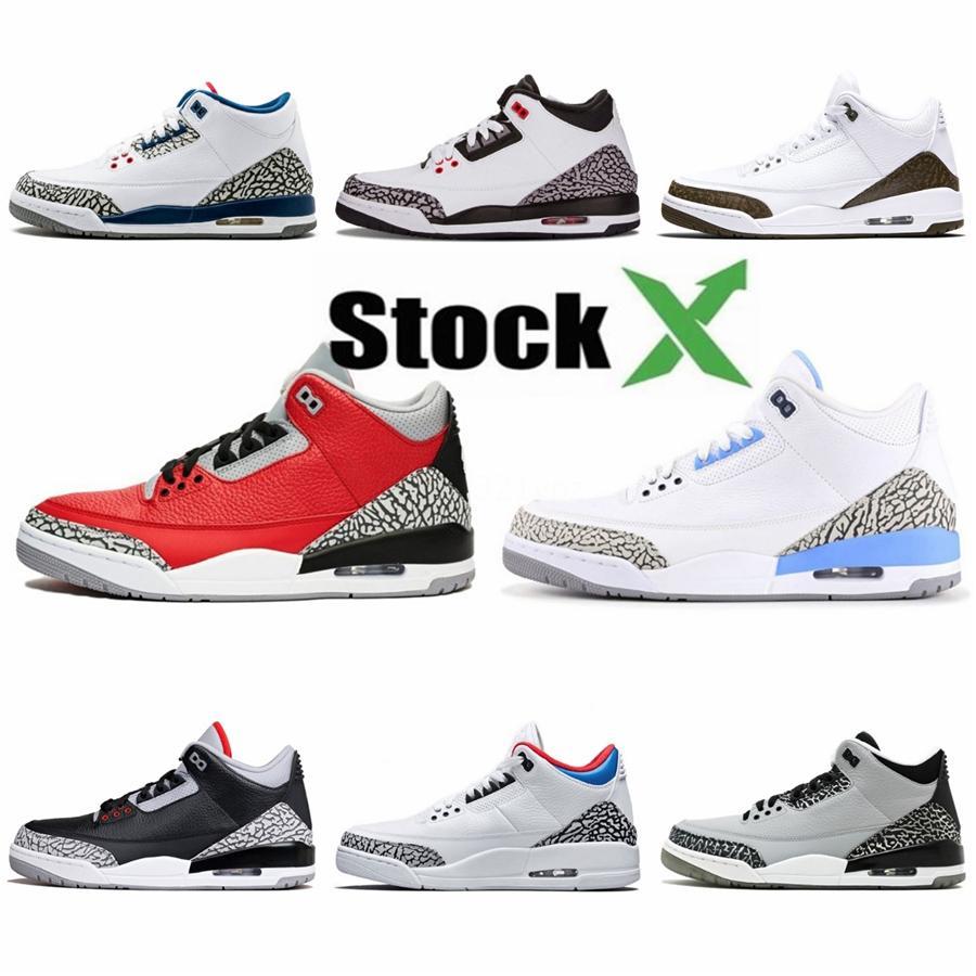 Новый Jumpman 3S 6S утепленных Loyal Синий Что ФИБА Бред Cactus Jack Reflect Silver Cny Black Инфракрасная Мужчины баскетбол обувь Спорт Sneaker #
