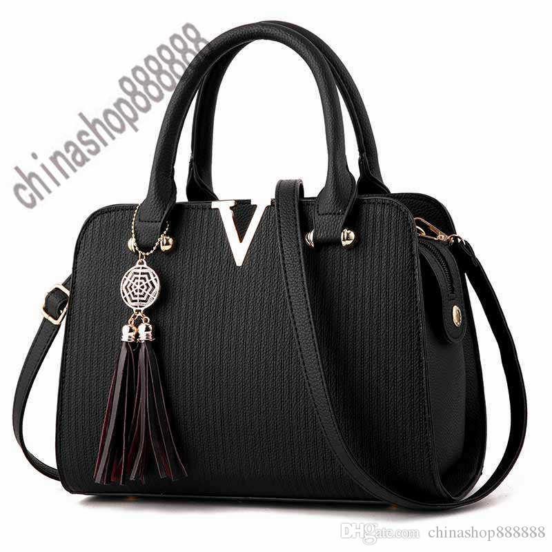 Diseñador Versátil Versátil Versátil Crosselbody Bolsa Bolsos Bolsos Classic Bag Handbag Single Hombro Monederos Bolsas de asas Mujeres WJRHP