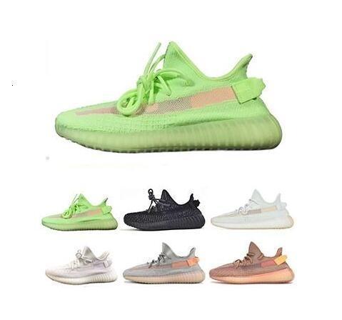 V2 Beluga populaires Chaussures de plein air, v2 Robe Sandales Chaussures bateau Hommes Femmes Sport Casual Chaussure d'entraînement Chaussures de sport, chaussures de course de jogging Gym