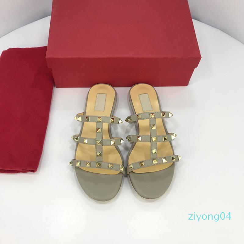 Flop'lar Rihanna as çevirin tasarımcının slaytlar Üst Tasarımcı Kadınlar Sandalet yeni Terlik sandalet Kaymaz tasarımcı Terlik Z04 womens