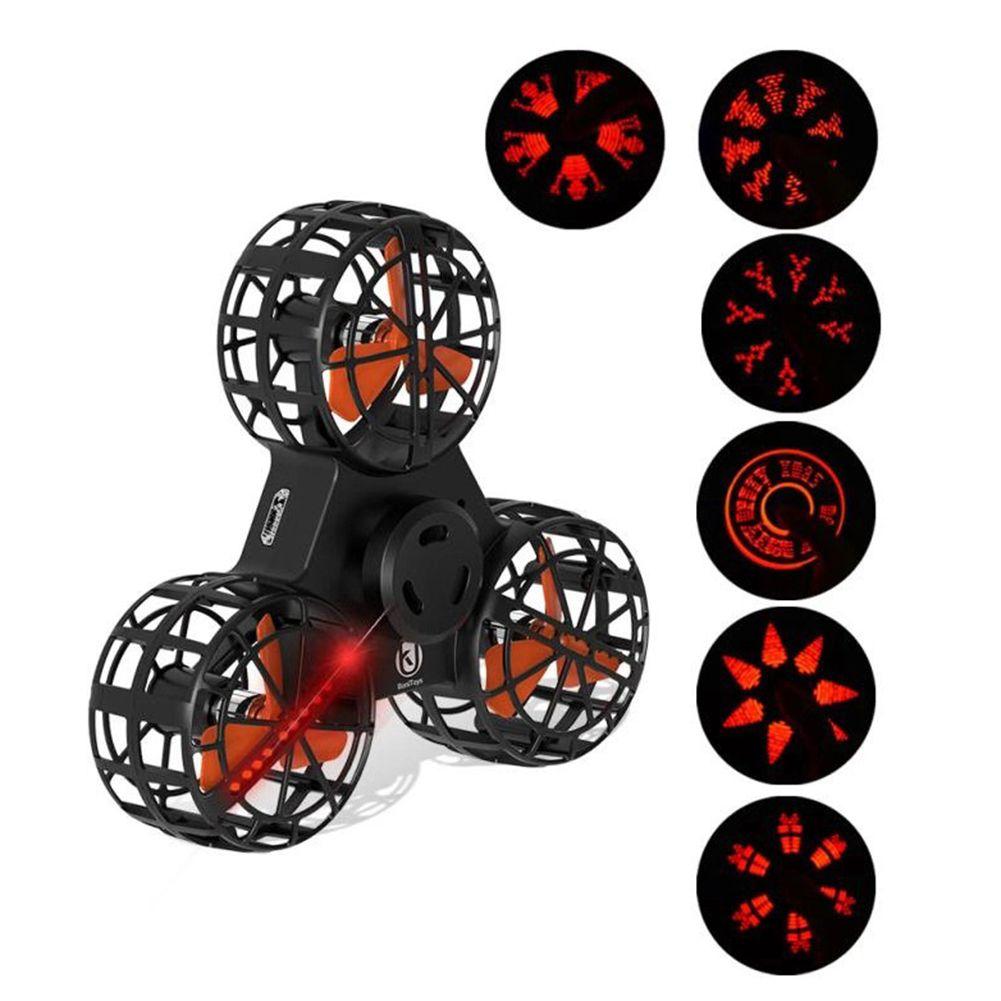 Flying Fidget Spinner Gyroscop Stress Relief Gift Kids Tiny Toy Fingertip gyro