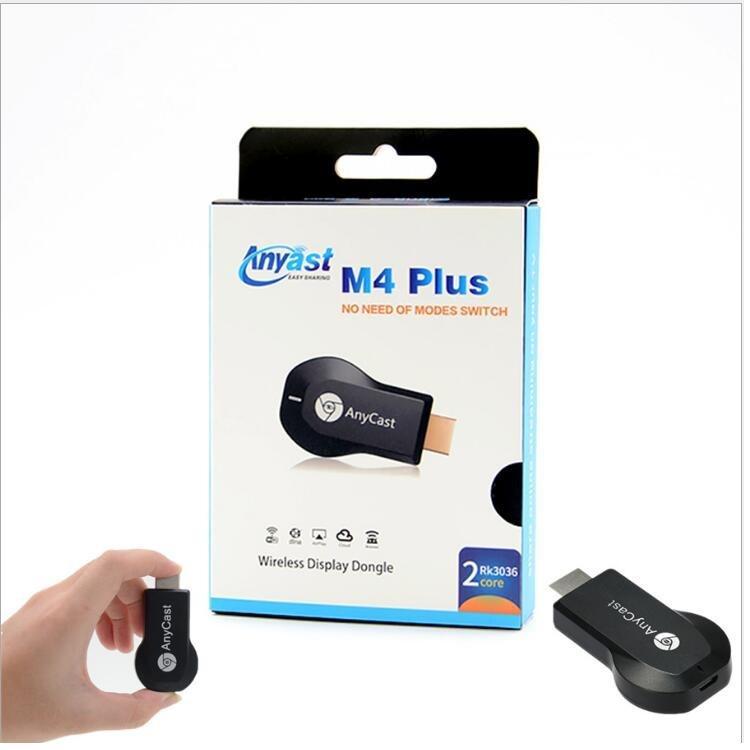عرض مختلفة الإرسال M4 PLUS دونغل واي فاي استقبال 1080P HDMI TV DLNA البث Miracast العالمي لدائرة الرقابة الداخلية الروبوت ماك
