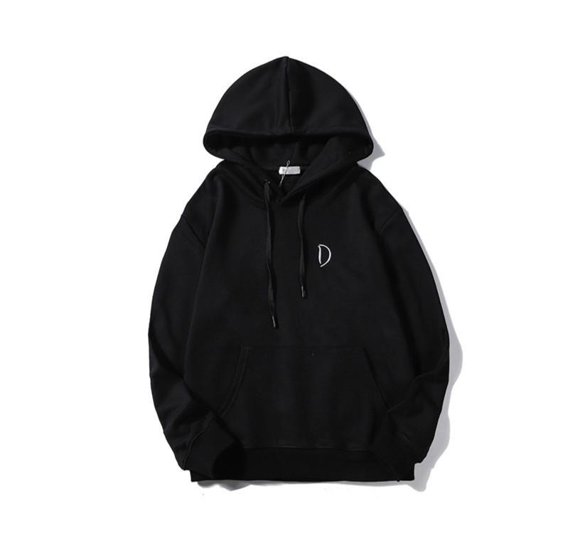 Moda Marka Kapüşonlular Erkekler ve Kadınlar Tasarımcı Kapşonlu Hoodie Lüks Sonbahar Erkek Unisex Tişörtü Harf Kazaklar Boyut M-2XL