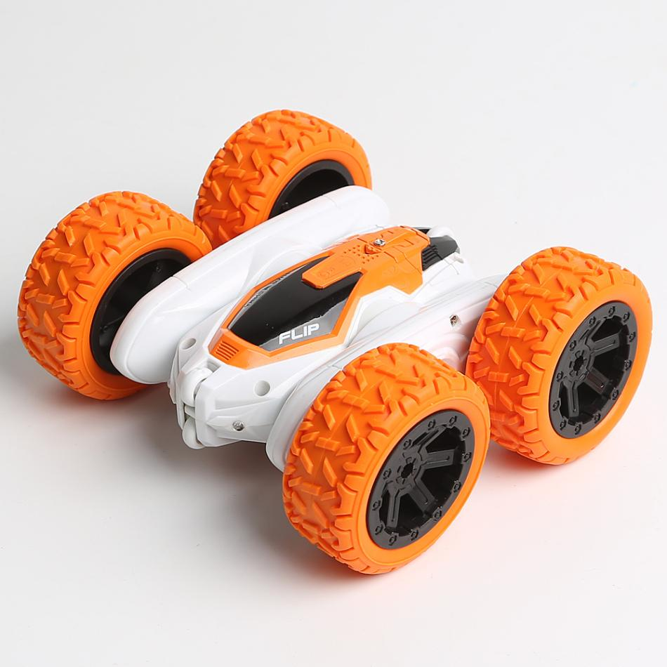 RC Car 2.4G 4WD Stunt Drift Deformation Buggy Roll Car 360 Degree Rock Crawler High Speed Flip Robot Vehicle Models Children Toy